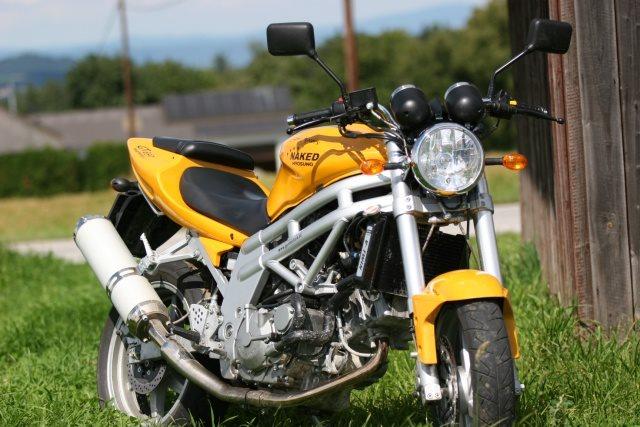 Hyosung Hyosung GT 650 Naked / GT 650 Comet - Moto