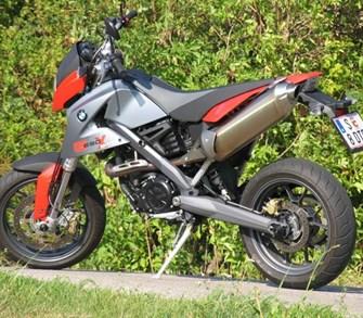 BMW XMoto