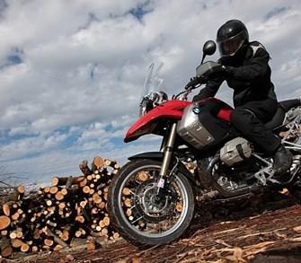 BMW R 1200 GS Test