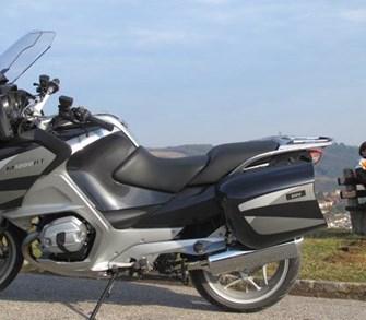 BMW R 1200 RT Test