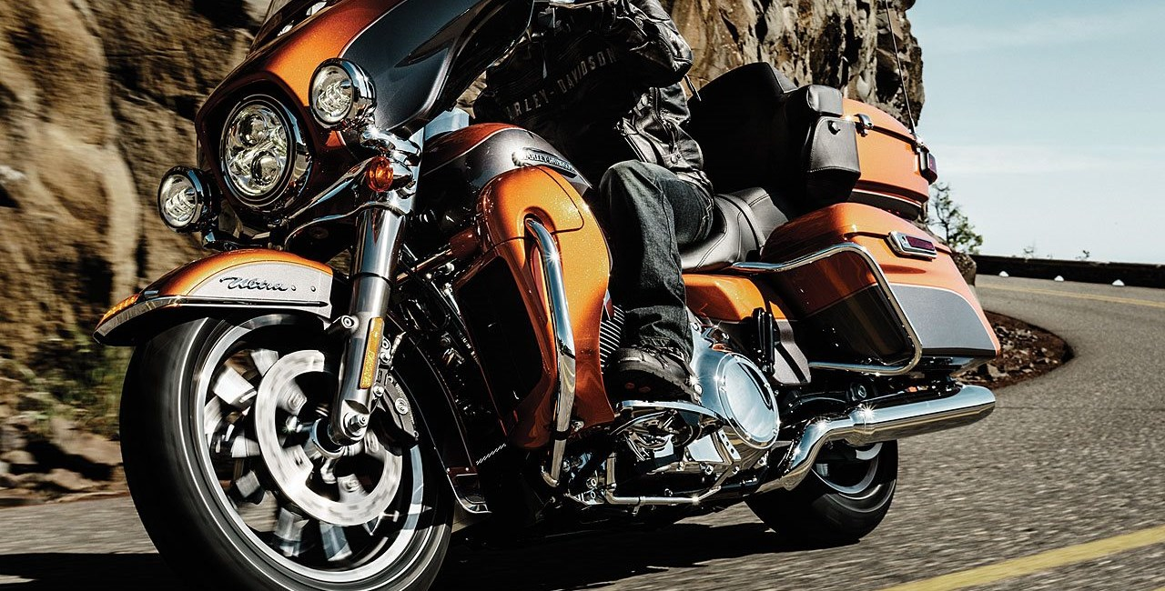 Harley Ultra Limited Low 2015