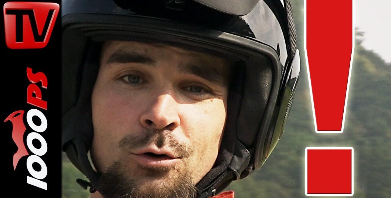 Sicherheit beim Motorradfahren