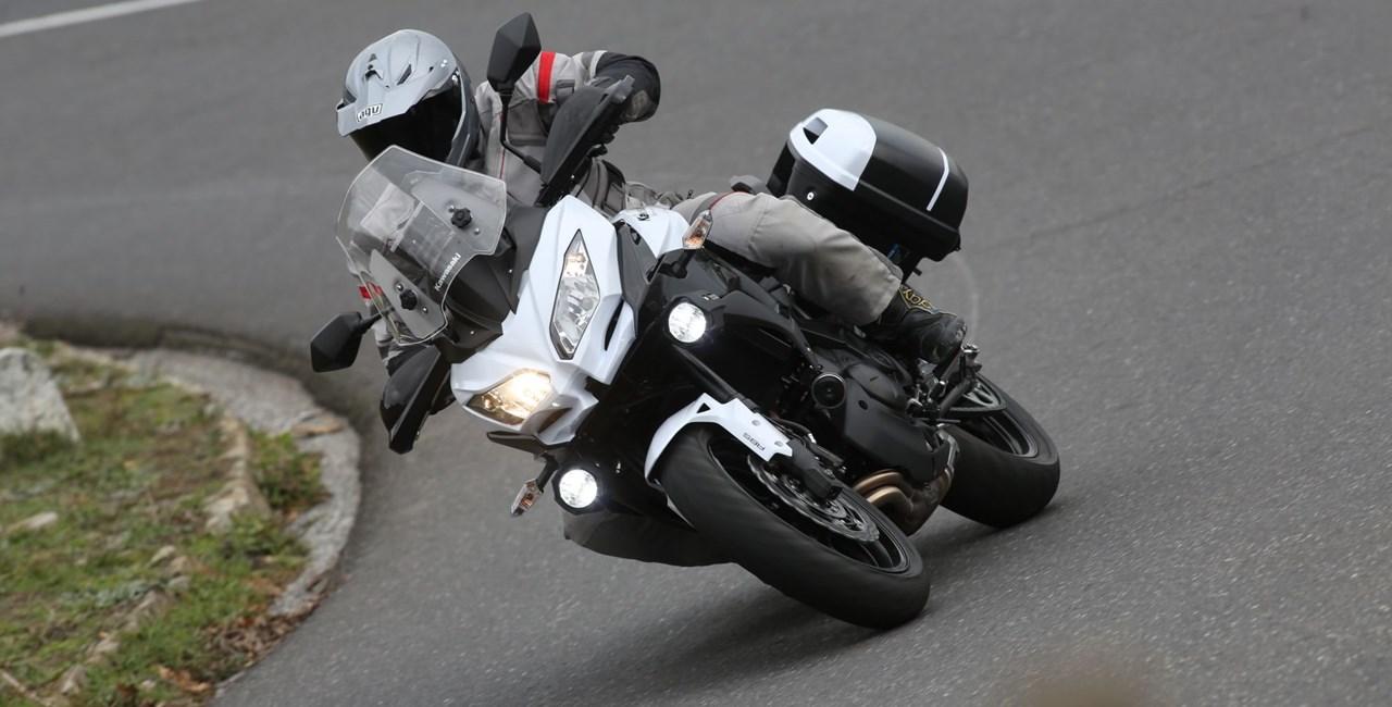 Kawasaki Versys 650 Test 2015