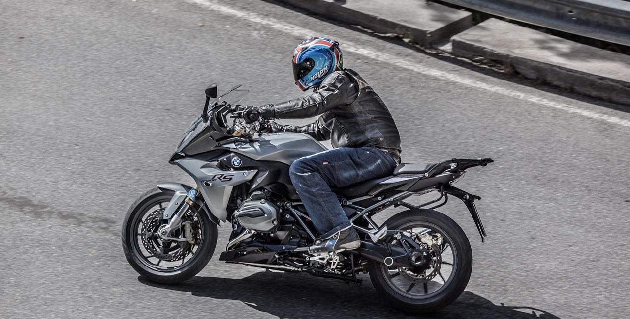 BMW R 1200 RS 2015 Test