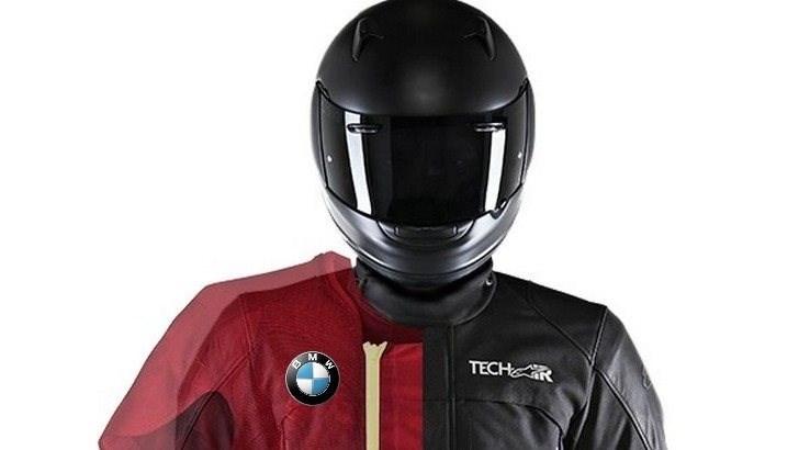 BMW kooperiert mit Alpinestars