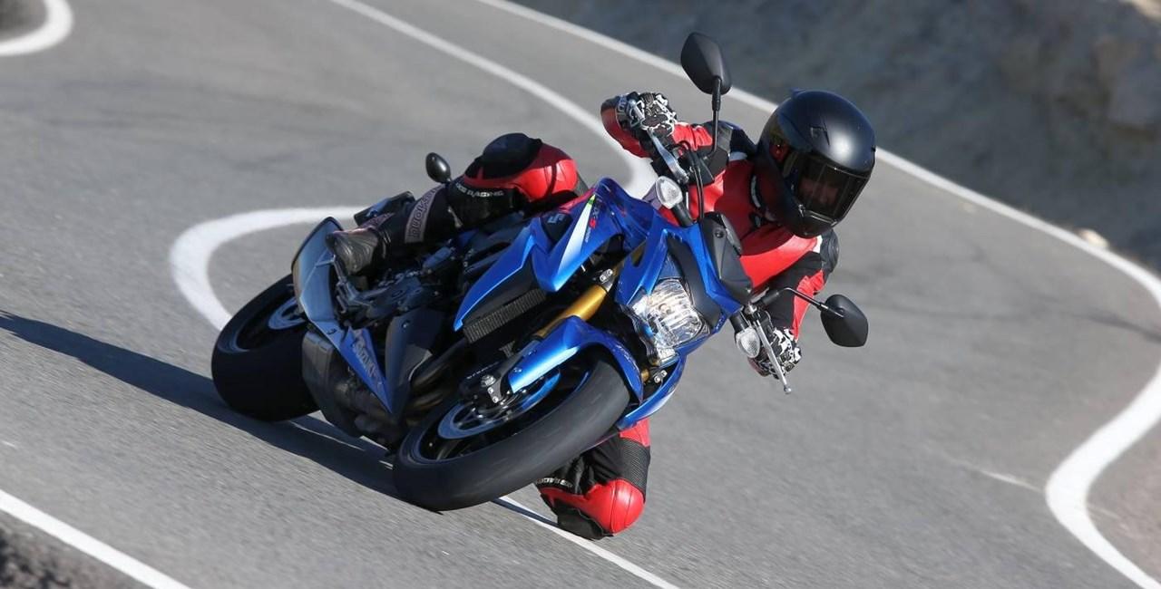 Suzuki GSX-S1000 probefahren