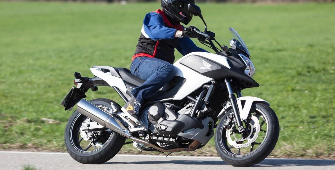 Honda NC750X Enduro Test