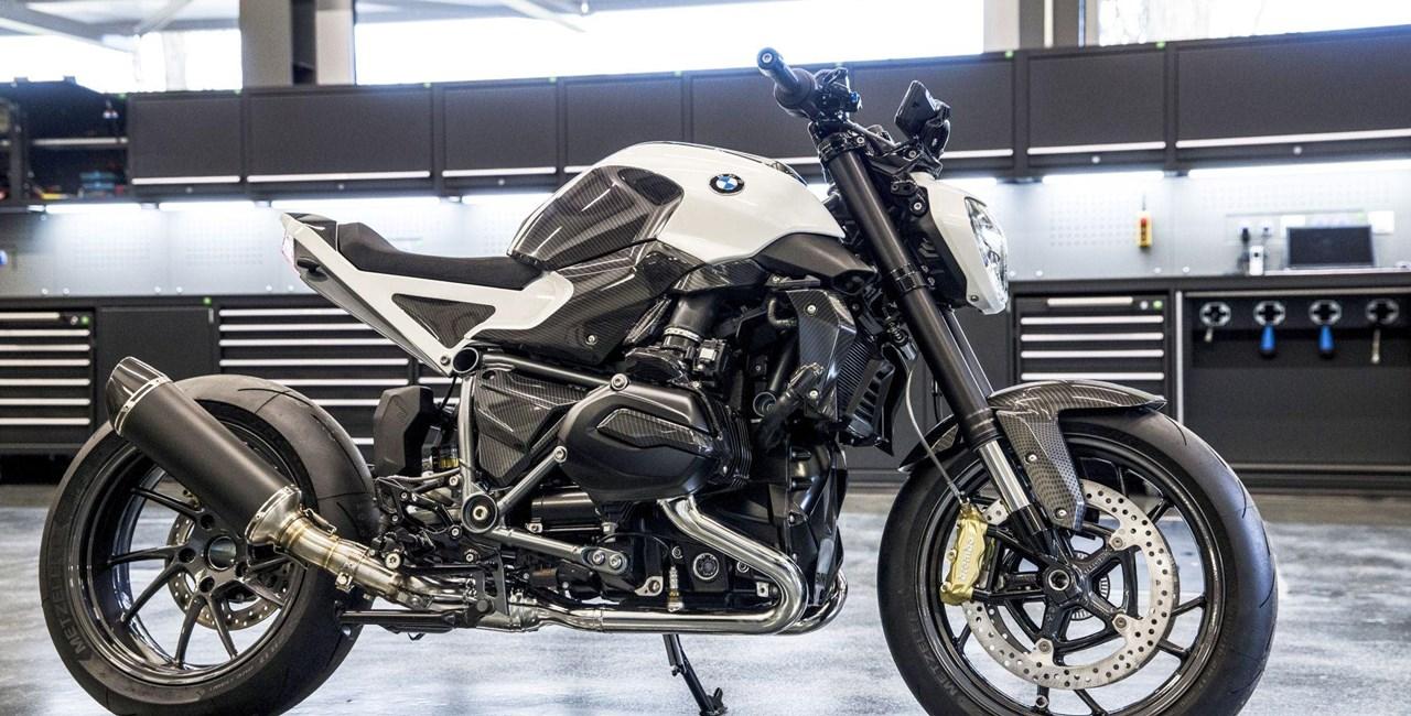 BMW R 1200 R Streetfighter 2016
