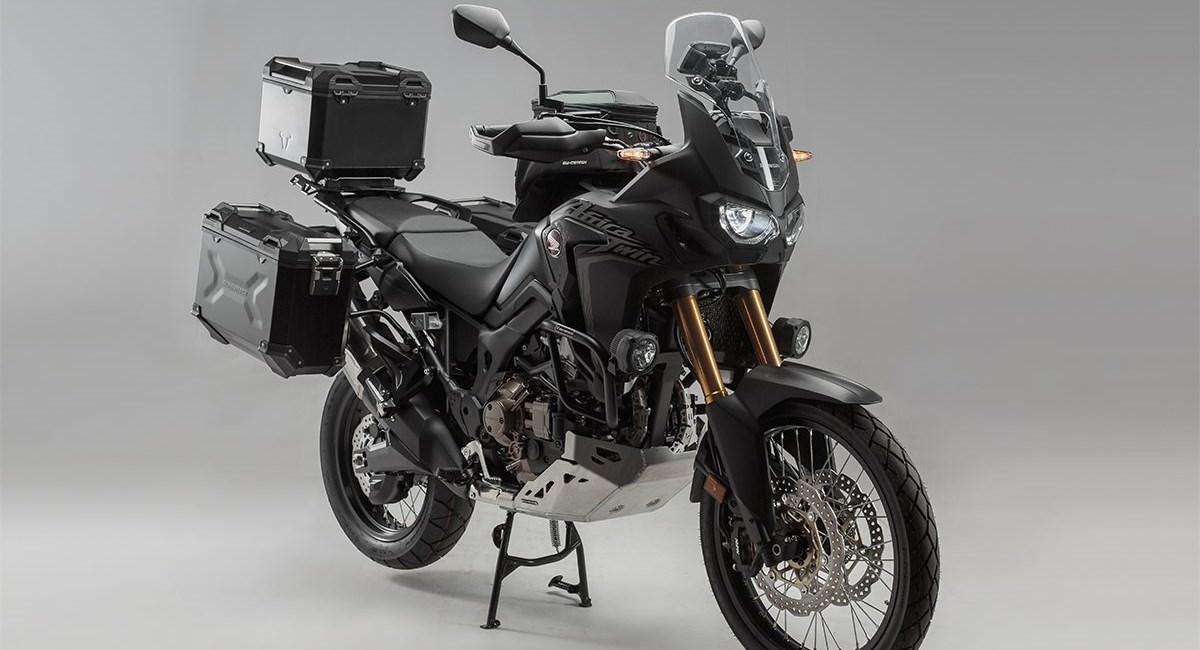 Von SW-MOTECH gibt's Schutz für die neue Honda Africa Twin