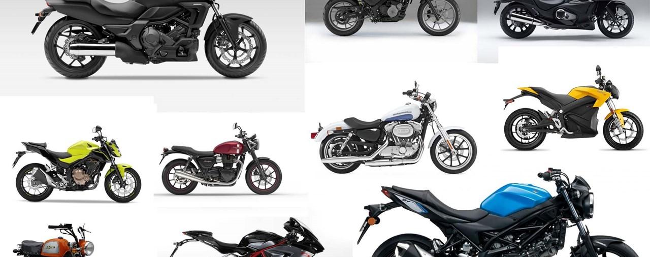 Motorräder für frauen mit kurzen beinen