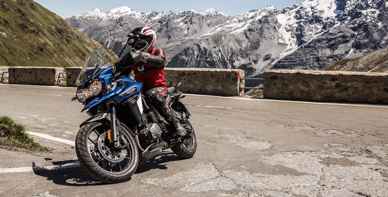 Großenduros in den Alpen - Highbike Testcenter Ischgl 2016