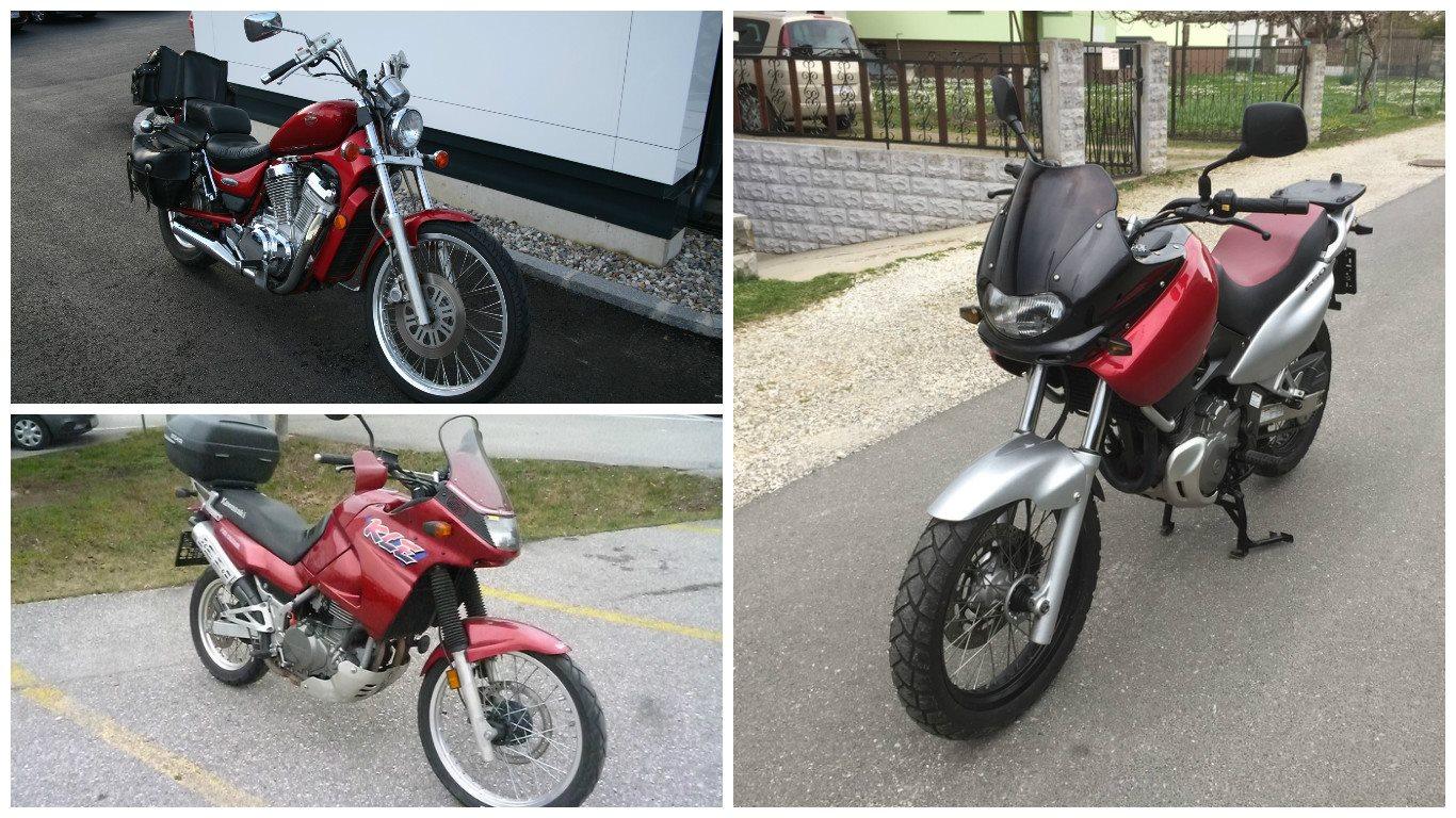 Motorrad große cruiser leute für 125 ccm
