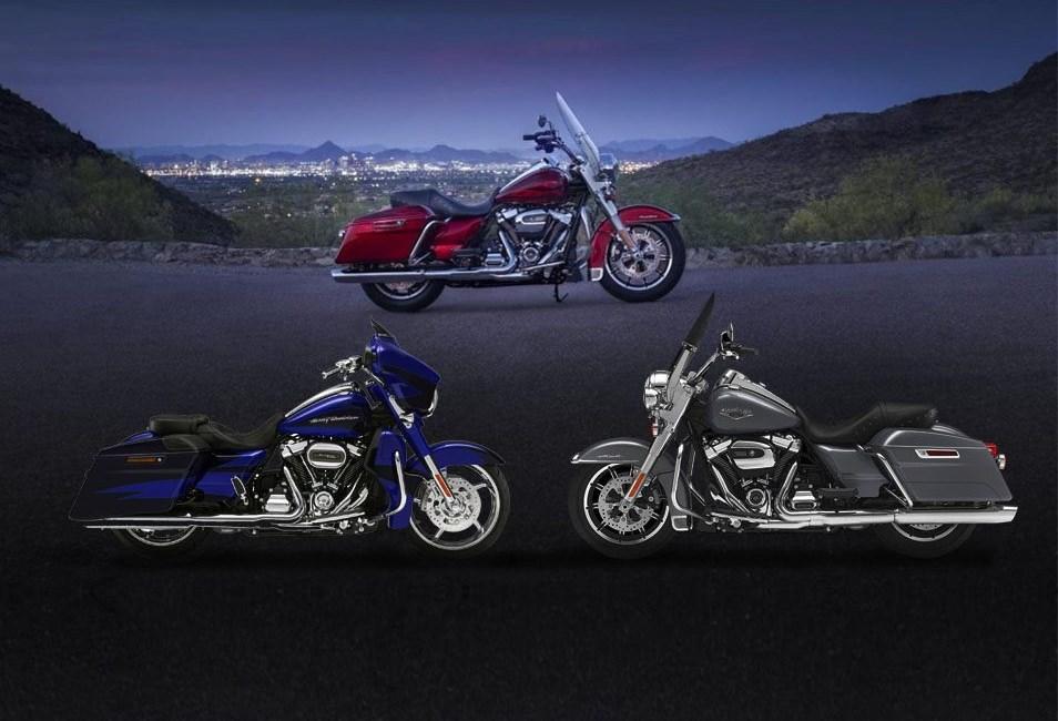 Harley-Davidson Preisliste 2017 Deutschland