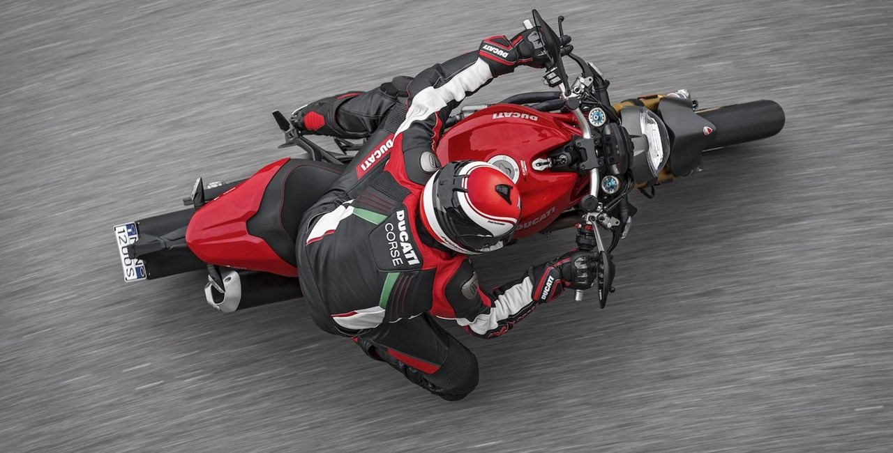 Ducati Monster 1200 S 2017 Test