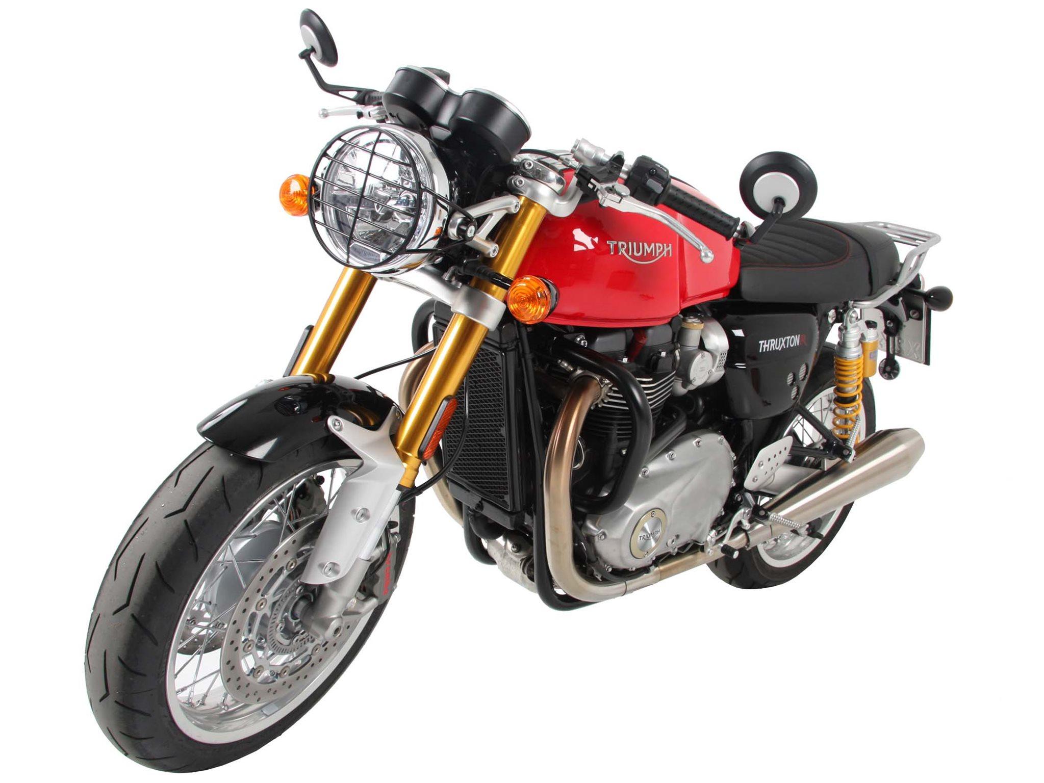 Triumph Thruxton 900 Berlin | Wir kaufen dein Motorrad