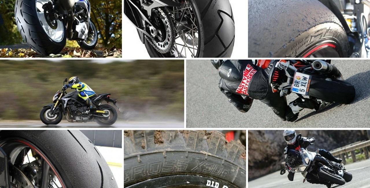 Motorradreifen Empfehlungen