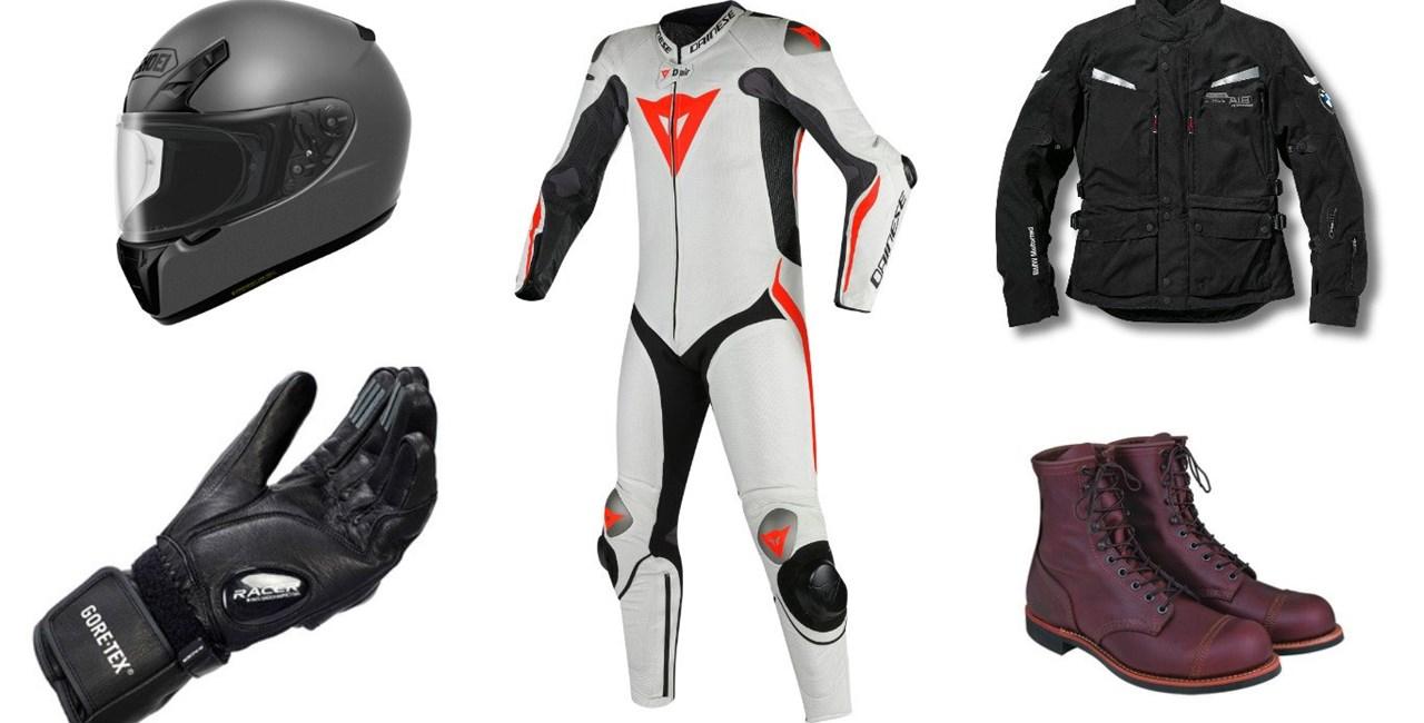 Die richtige Motorrad Bekleidung