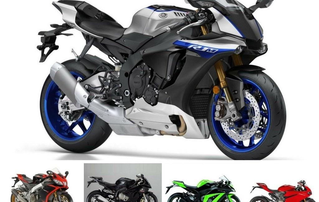 Top 5: Die schnellsten Superbikes für Trackdays