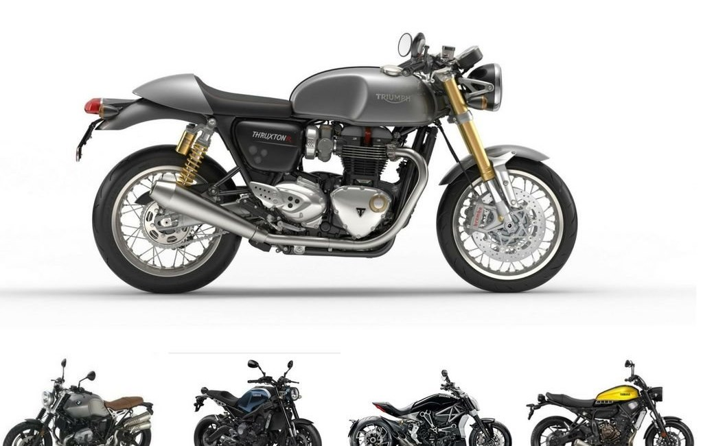 Top 5: Coole Motorräder die auch sehr gut fahren