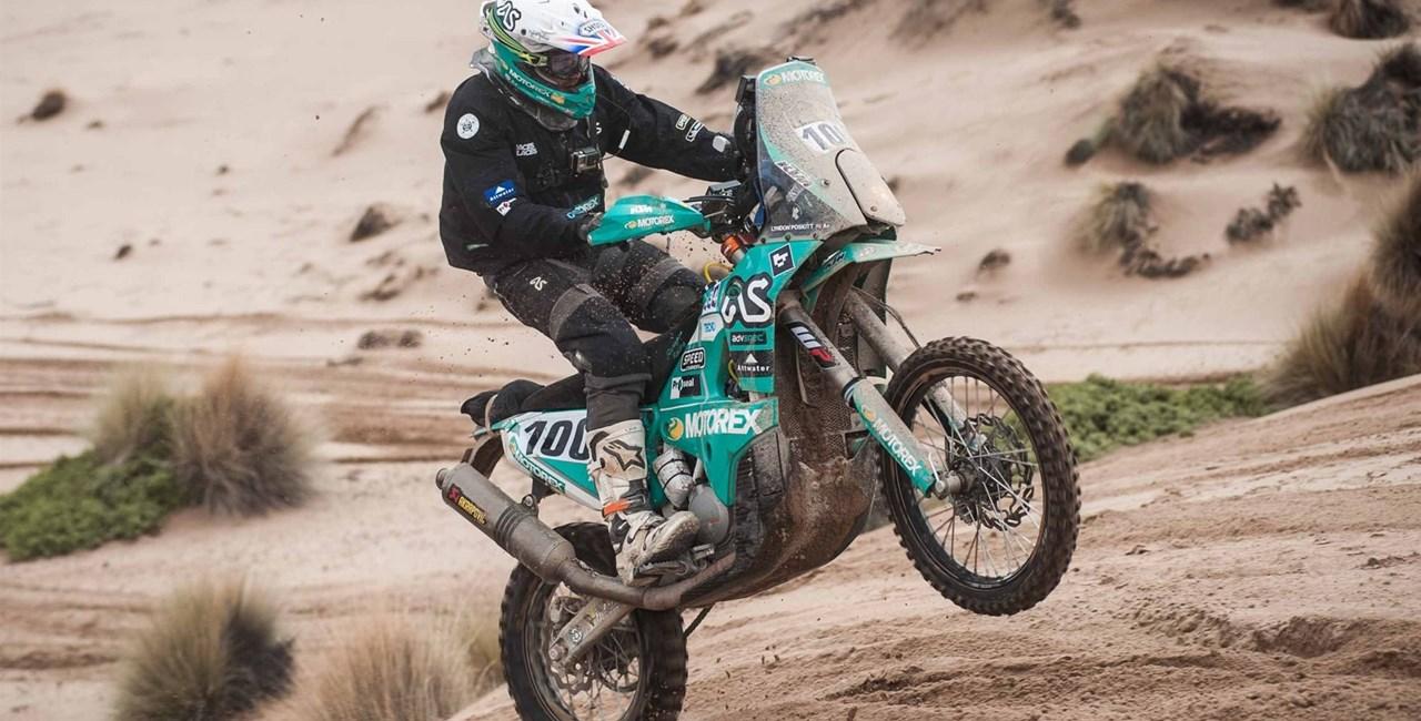 Erfolg für Motorex bei der Rallye Dakar 2017