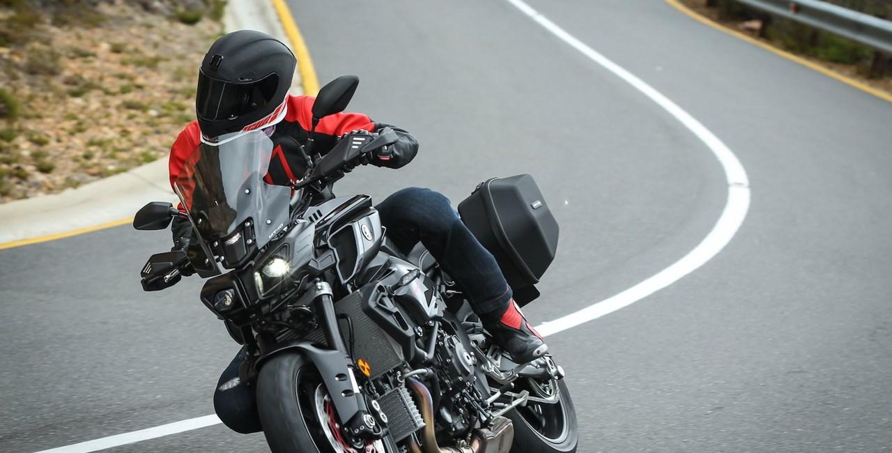 Yamaha MT-10 Tourer Edition Test