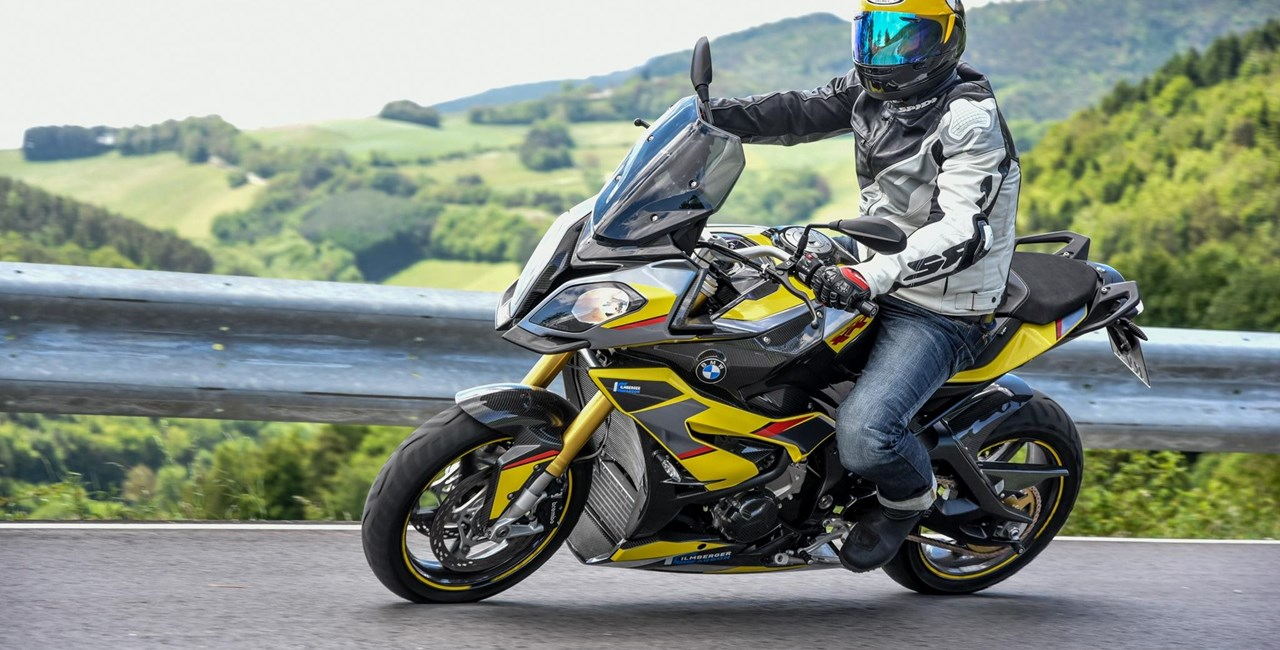 Ilmberger Carbon 2017 - BMW S 1000 XR