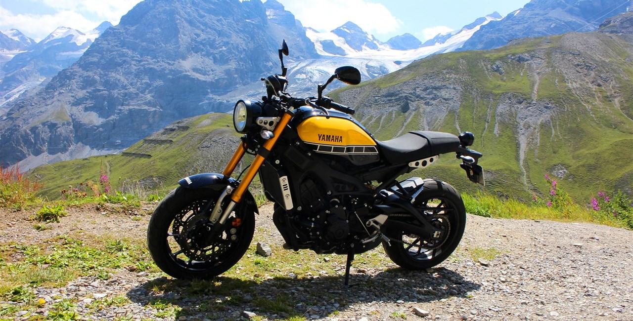 Mein Monat mit der Yamaha XSR900