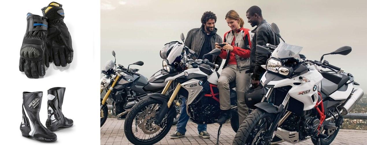 Mit BMW und Gore Tex bestens gerüstet für Herbst und Winter