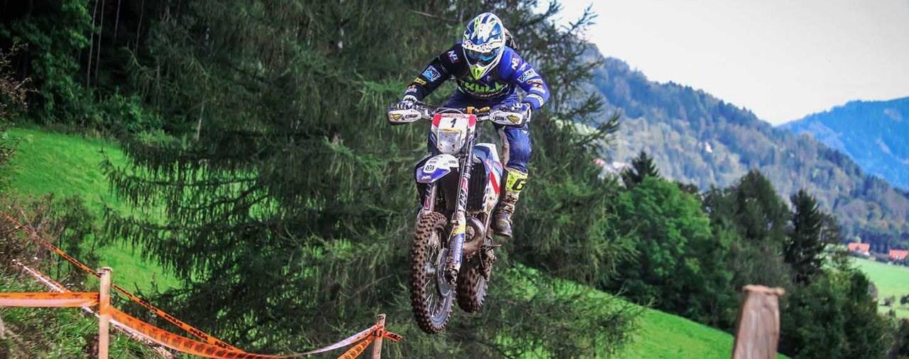 Letzter Lauf zur Enduro Trophy in Sankt Georgen