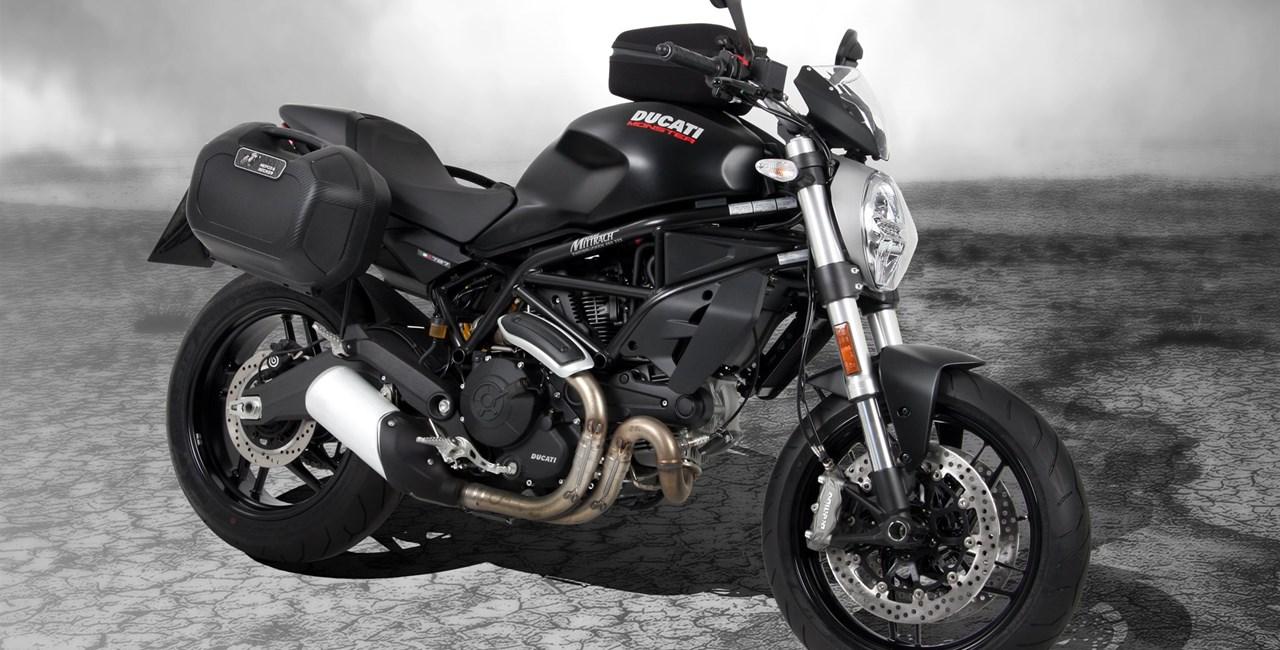 Ducati Monster 797 (2017) Zubehör von HEPCO & BECKER
