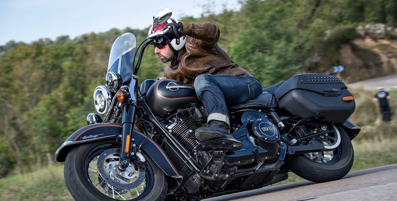 Harley-Davidson Softail Heritage Classic 114 Test 2018