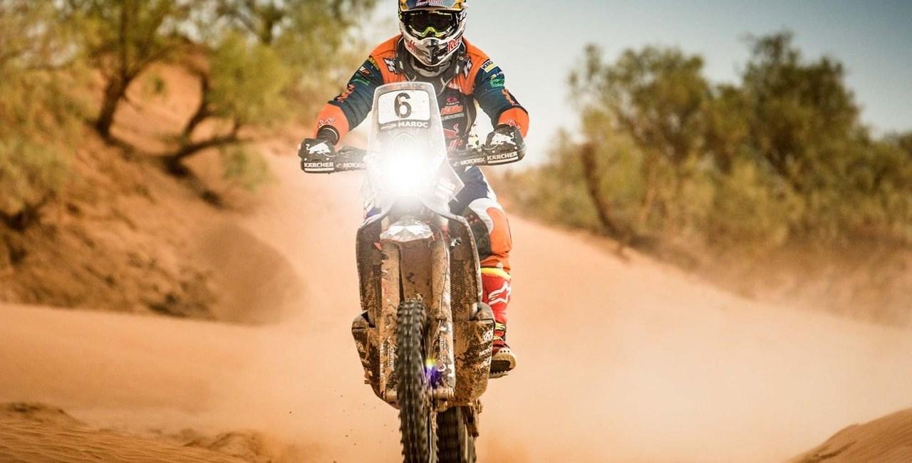 """Matthias Walkner gewinnt die """"Rallye OiLibya Maroc"""""""