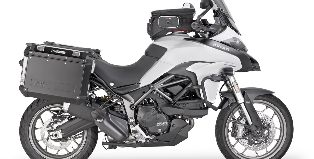 GIVI Zubehör für Ducati Multistrada 950 (Bj. 2017)