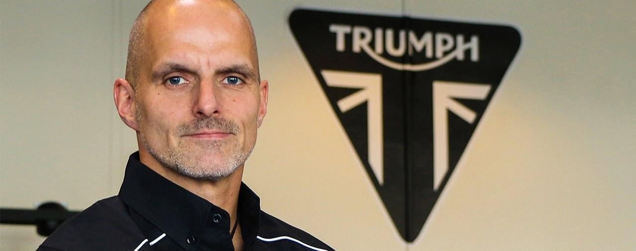 TRIUMPH baut sein Führungsteam in Deutschland aus