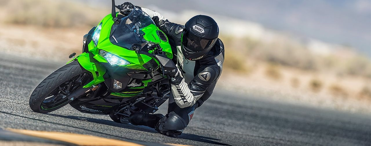 Kawasaki Ninja 400 2018 enthüllt