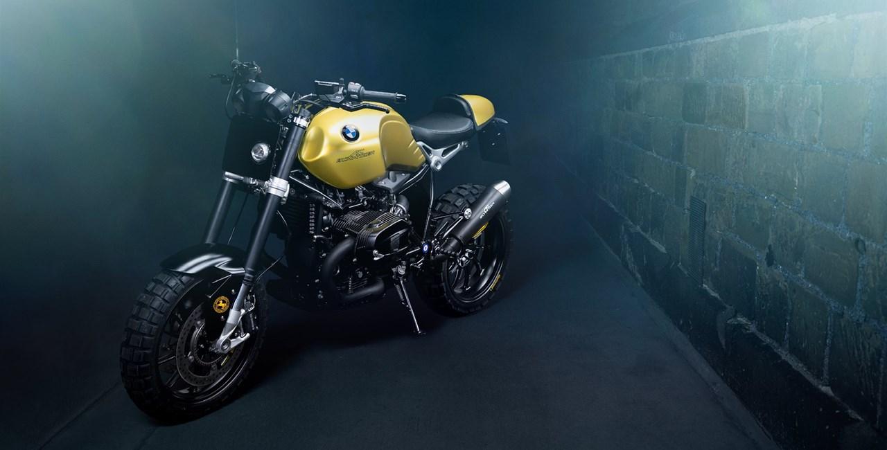 Continental: Neue Custom-Reifen zur Custombike Show im Dezember