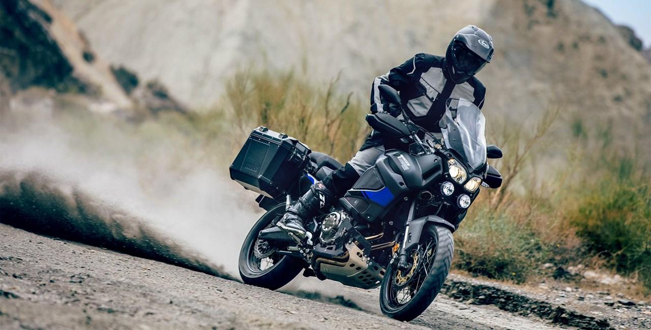 Yamaha Super Tenere Raid Edition 2018