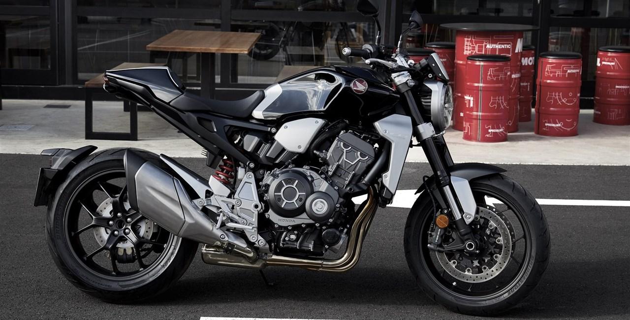 Honda CB1000R 2018 neues Modell