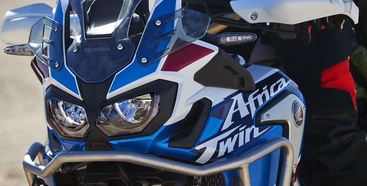 Honda Africa Twin 2018