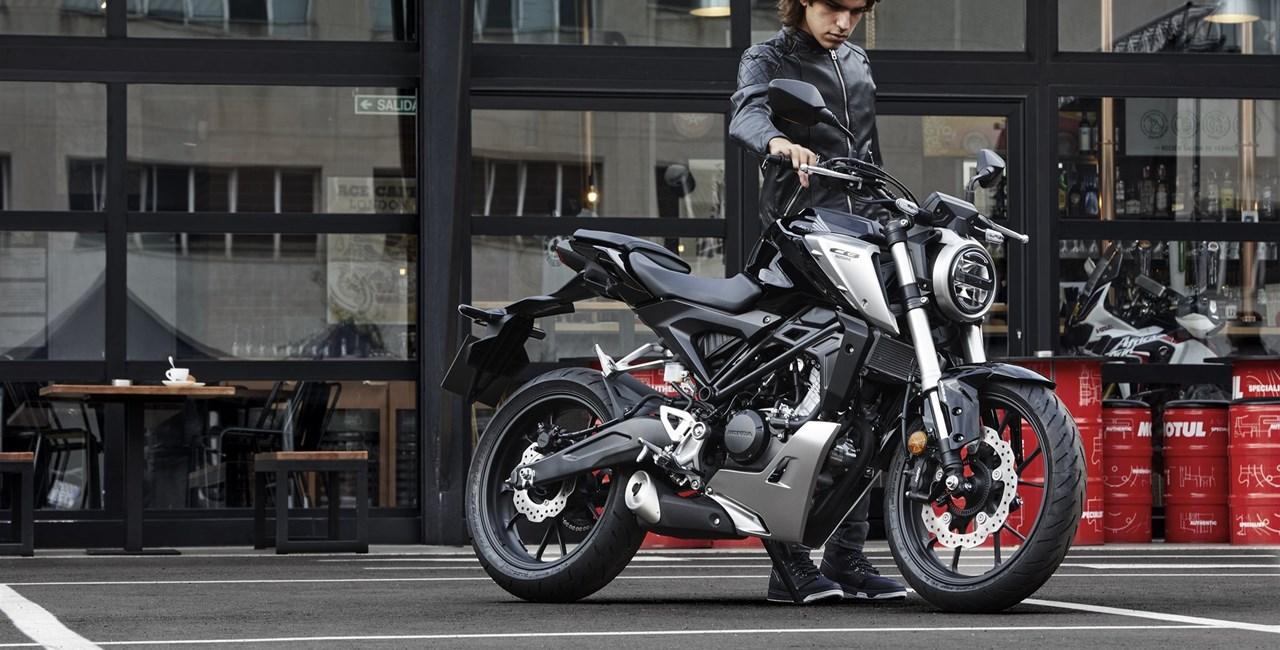 Honda CB125R Nakedbike