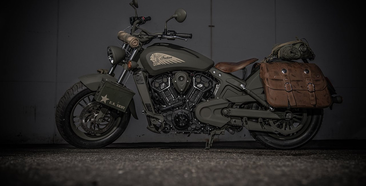 Indian Scout in Call of Duty