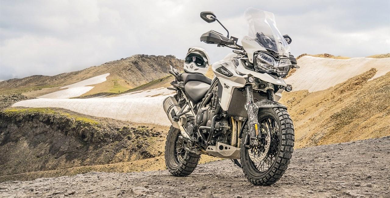 Triumph Tiger 1200 XC und XR 2018