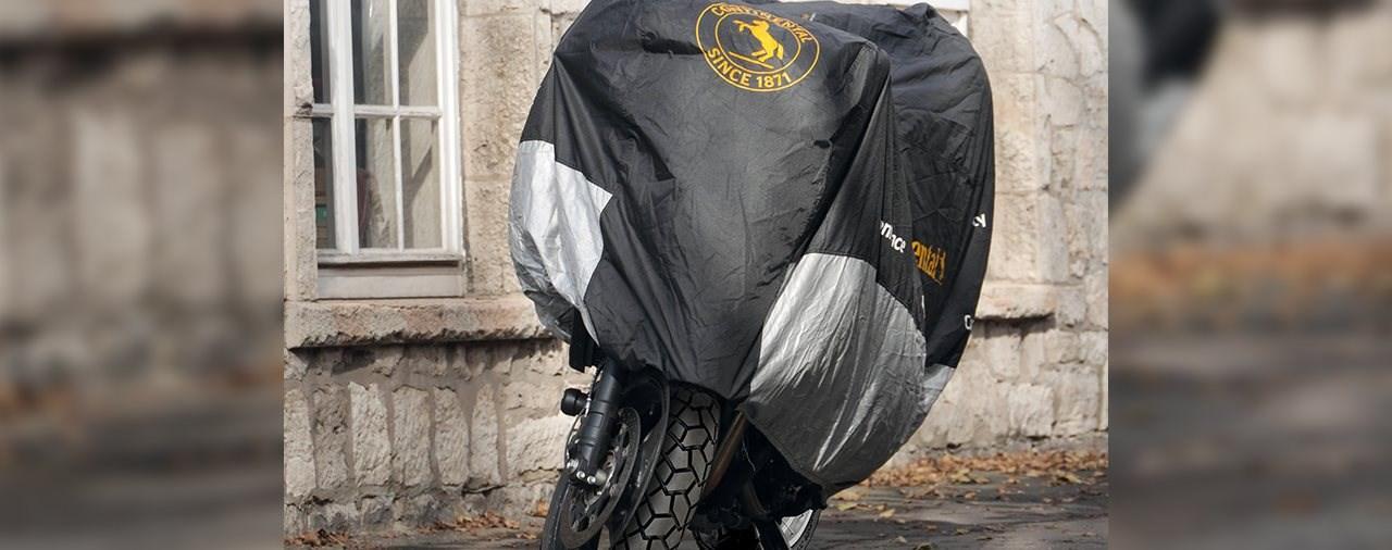Mit MotorradreifenDirekt.at das Bike winterfest machen