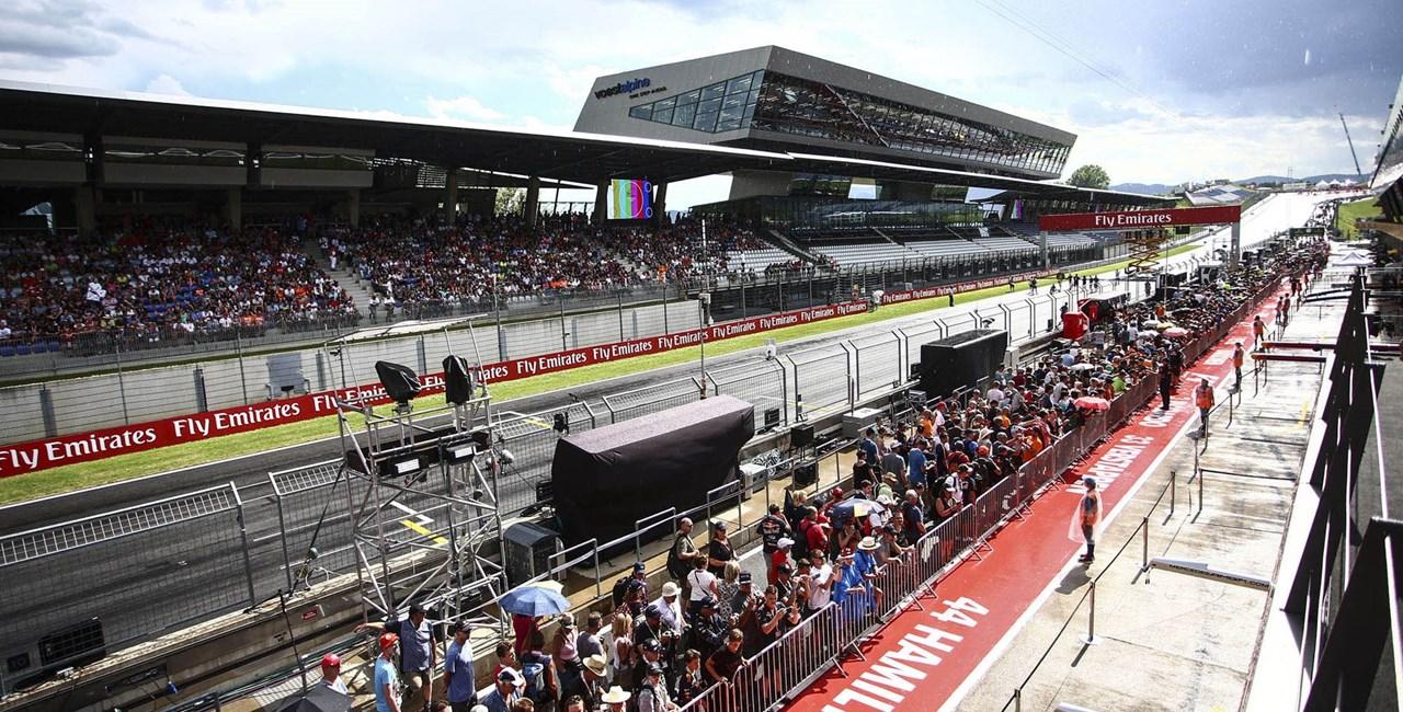Formula 1 Großer Preis Österreich 2018 vom 29. Juni bis 1. Juli