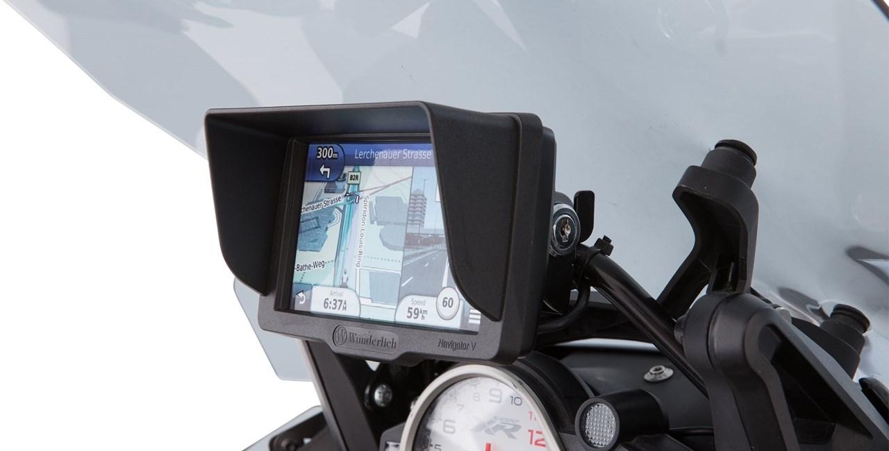 BMW S 1000 XR GPS-Diebstahlschutz von Wunderlich