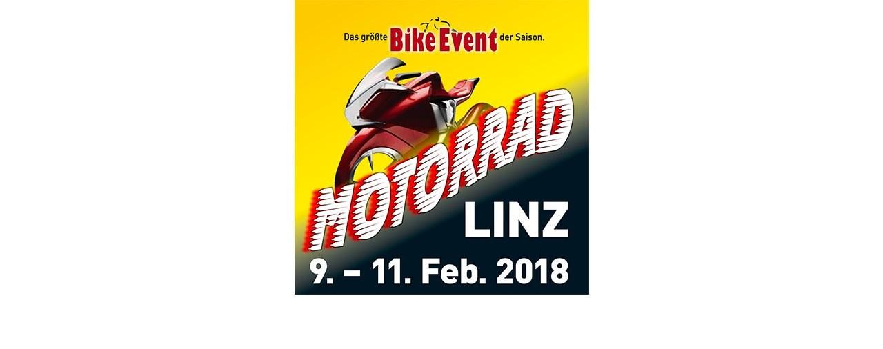 Motorrad Linz 9. - 11. Februar 2018