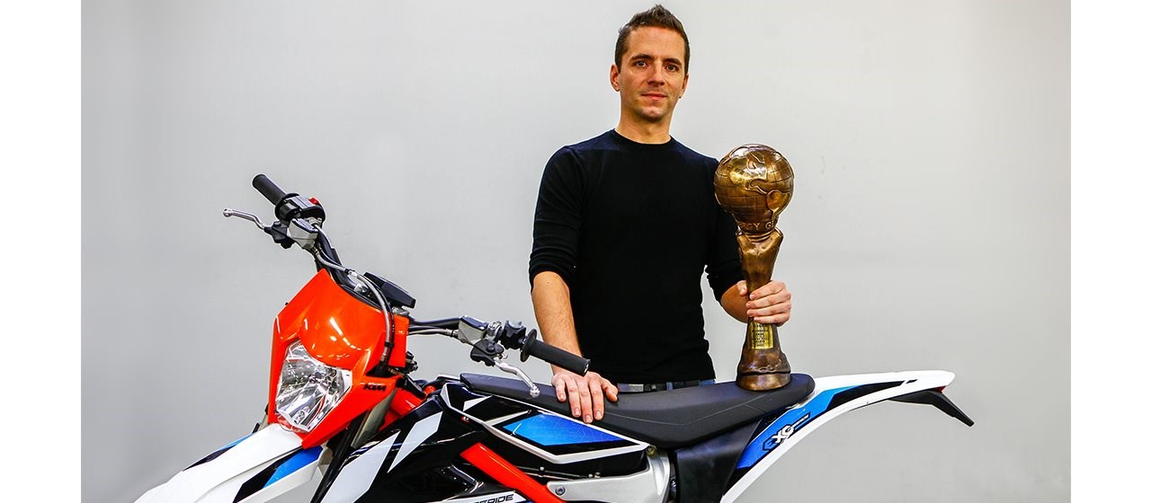 KTM wurde mit dem Energy Globe Austria Award ausgezeichnet