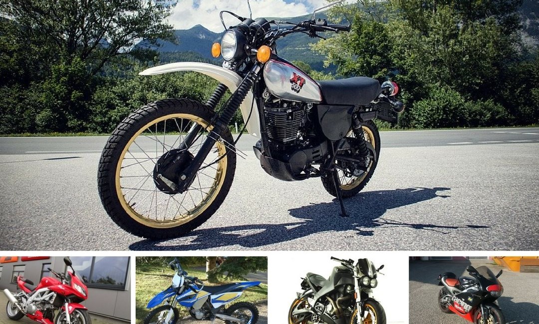 Top 5: Motorräder die wir vermissen