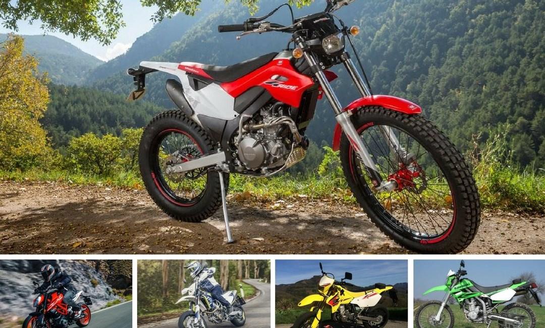 Top 5: Die leichtesten Motorräder die richtig leiwand fahren