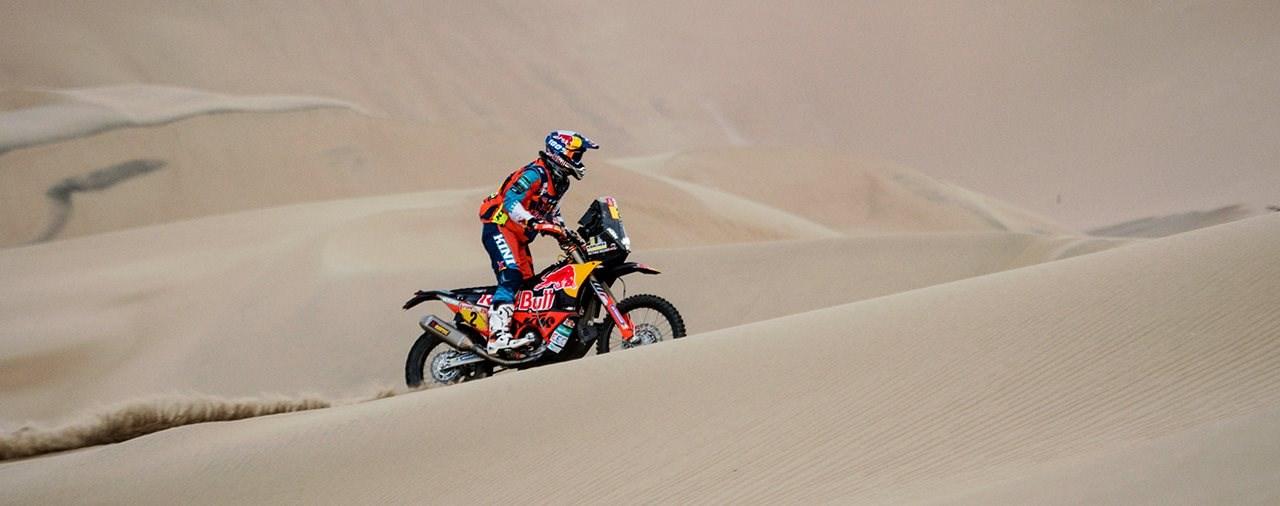 Rallye Dakar 2018: dritte Etappe